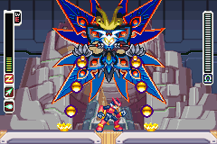Megaman Zero 2 - Elpizo looks a little mad.... - User Screenshot